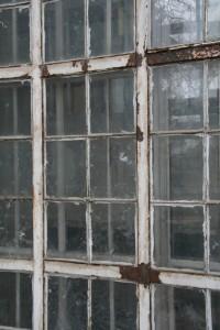 Ārējo logu metāla rāmji